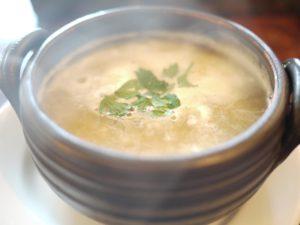 にんにくスープ